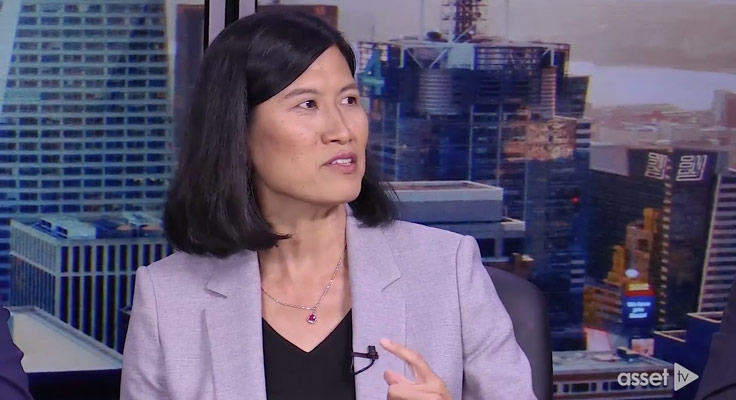 Karen Chong-Wulff discusses her optimism for the stable value fund.